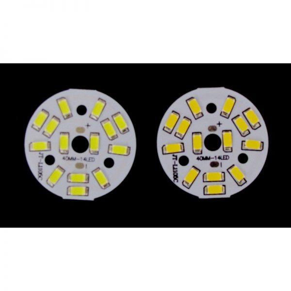 LED PCB 7W