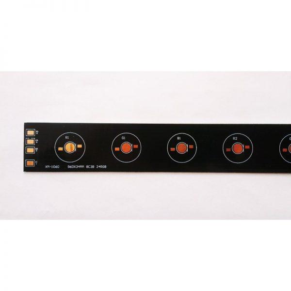 PCB والواشر 24W-RGB