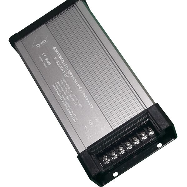 Rainproof switching power supply12v 25A