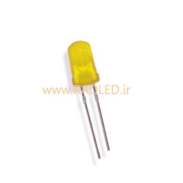 LED خودرنگ زرد SUNEVER
